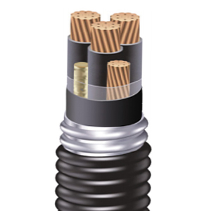 Interlocked MC XLPE Armoured Cable – AC/ ACWU90 / HL-XHHW-2