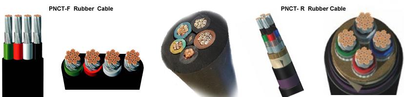 Cabel Power 4PNCT 3x80mm2